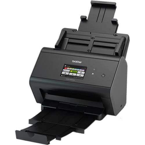 Brother ADS-2800W mit BuchhaltungsButler Integration