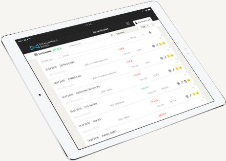 Einfache Buchhaltung - online und jederzeit