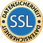 SSL-verschlüsselte Datenübertragung